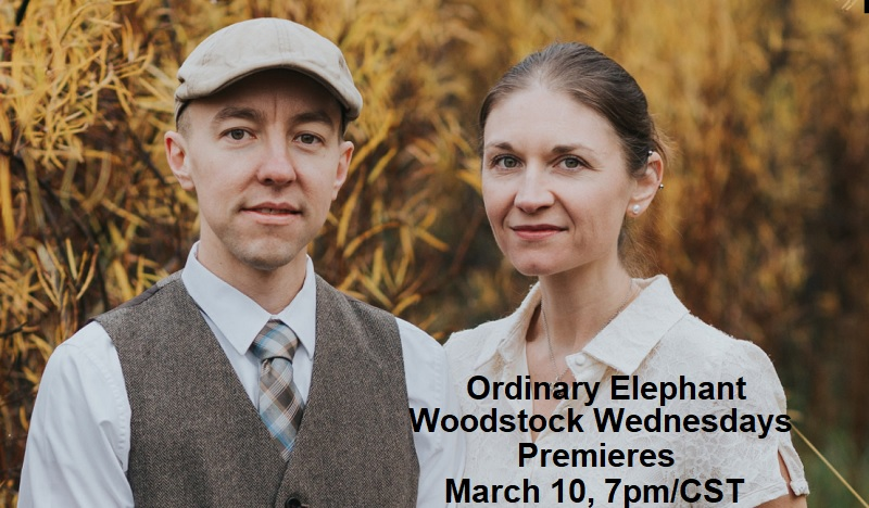 "2017 Artist of the Year, International Folk Music Awards.The Associated Press says of Ordinary Elephant, ""...one of the best Americana albums of the year.\"""